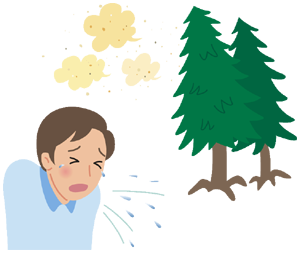 いずみ薬局☆花粉症